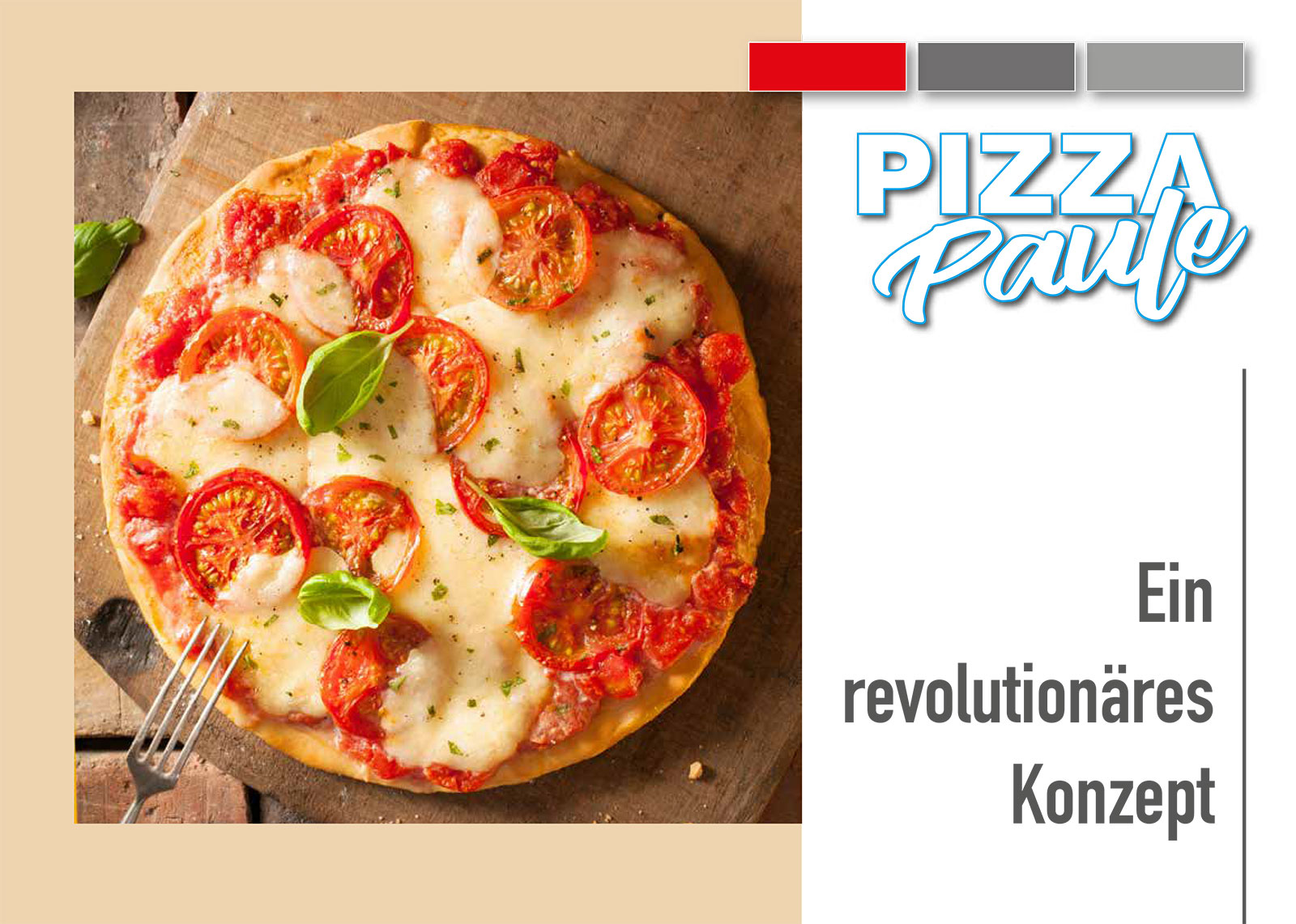 The Foodvenience Company - Dessau-Roßlau - Sachsen-Anhalt - Pizza Paule - Pizzaautomat